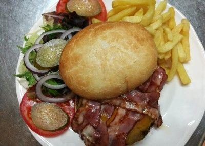 Luis Restaurante comida
